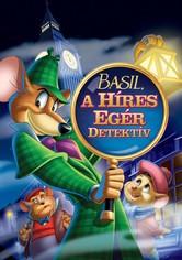 Basil, a híres egérdetektív