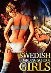 Six Swedish Girls in a Boarding School