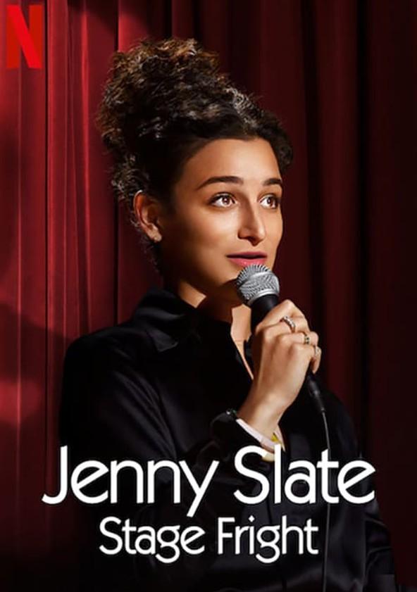 Jenny Slate: Tréma na jevišti
