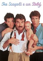 Tre scapoli e un bebè