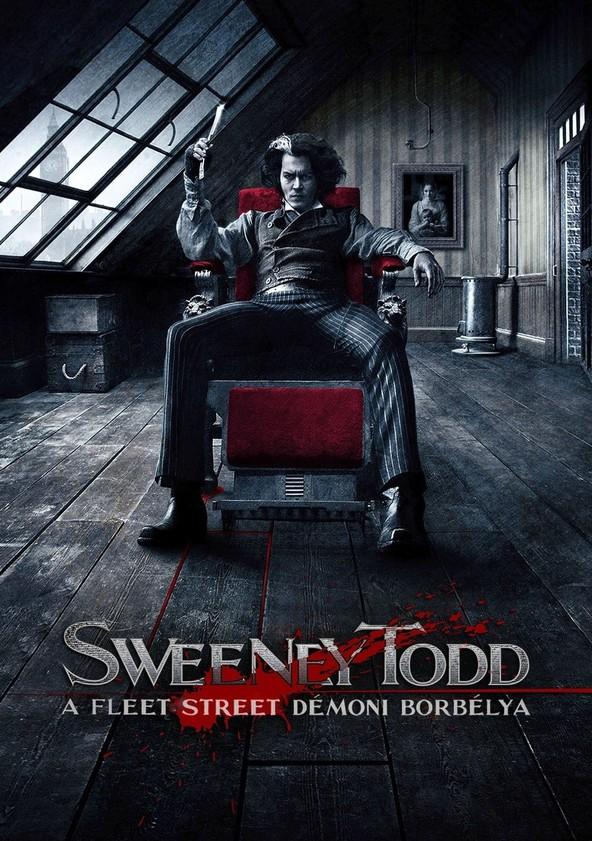 Sweeney Todd: A Fleet Street démoni borbélya