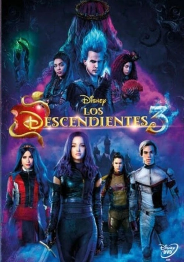 Los Descendientes 3 Película Ver Online En Español