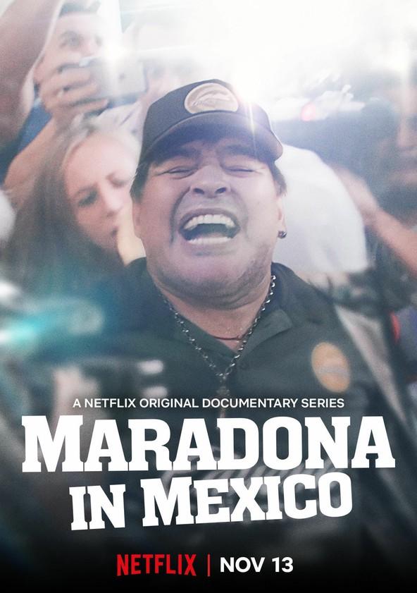 Maradona au Mexique
