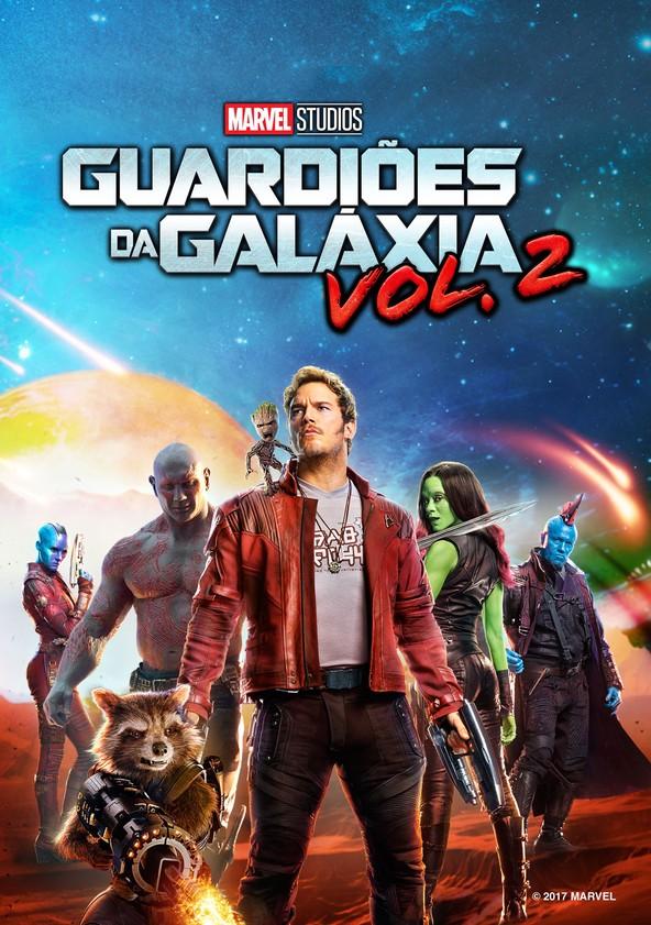 Guardiões da Galáxia Vol. 2 poster
