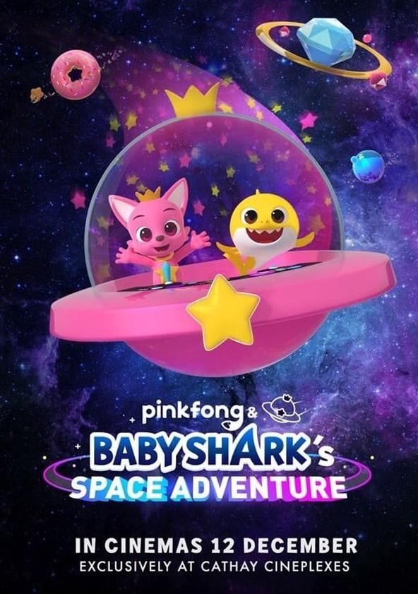 Pinkfong & Baby Shark's Space Adventure