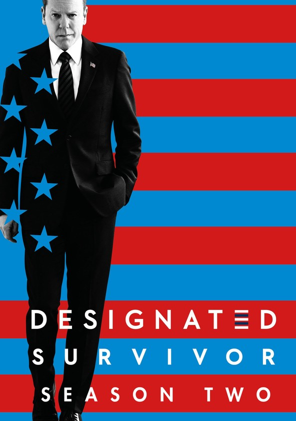 Designated Survivor Staffel 2 poster