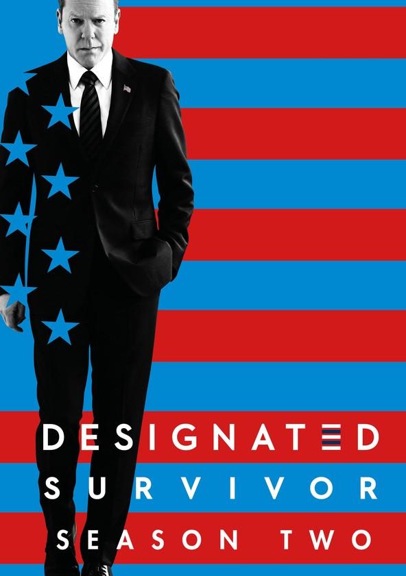 Designated Survivor Season 2 poster