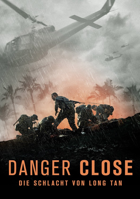 Danger Close - Die Schlacht von Long Tan