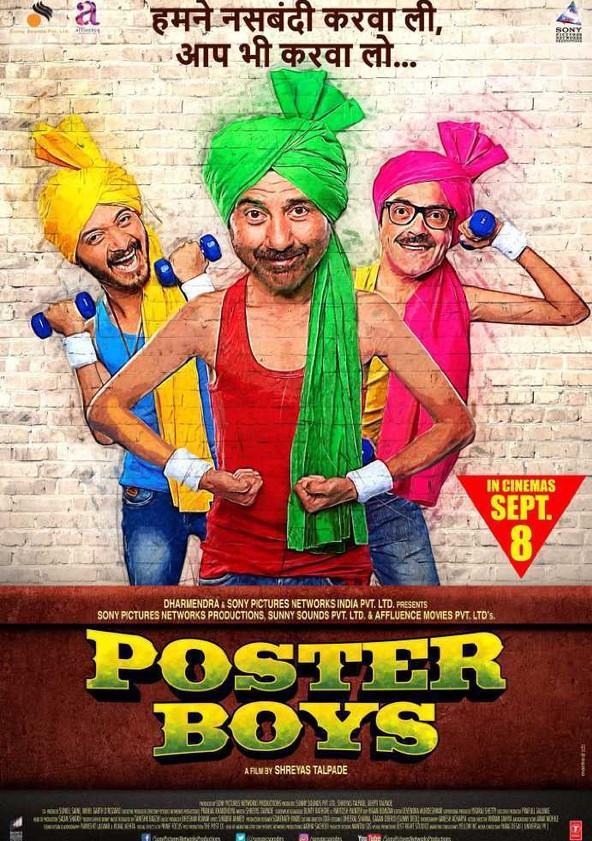 Poster Boys Streaming Where To Watch Movie Online