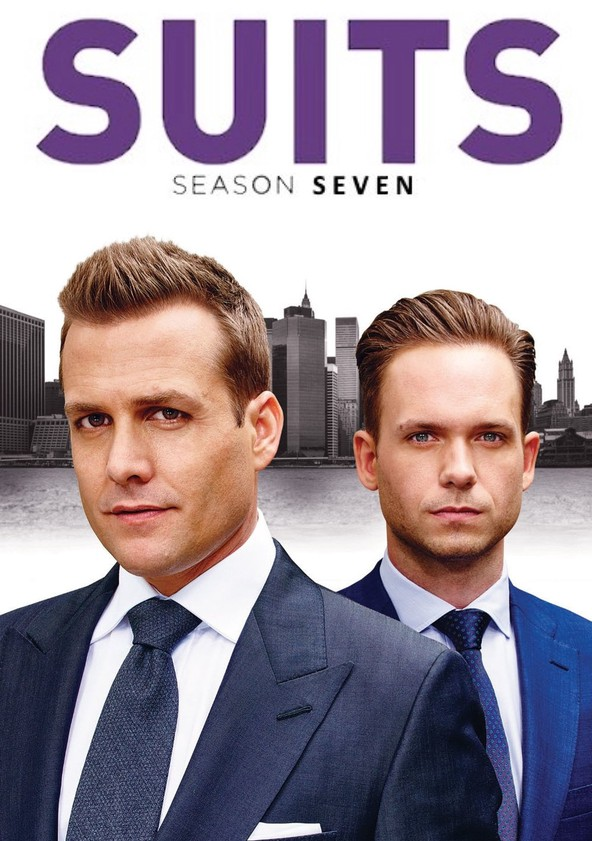 Suits Season 7 poster
