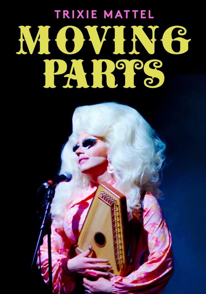 Trixie Mattel: Moving Parts