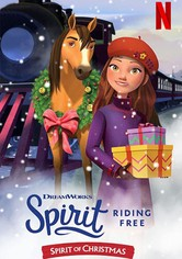 Spirit - Riding Free: Spirit of Christmas