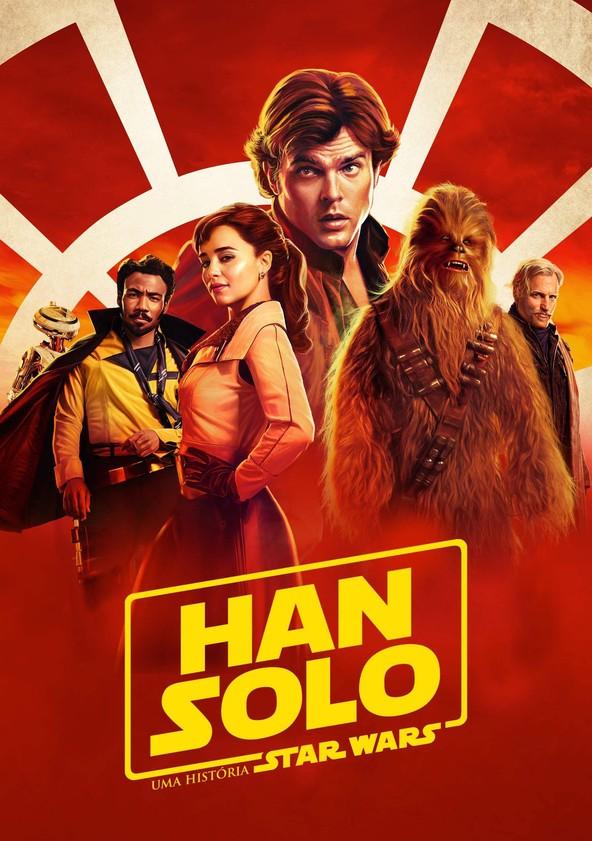 Han Solo: Uma História de Star Wars