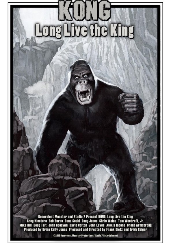 Kong: Long Live The King