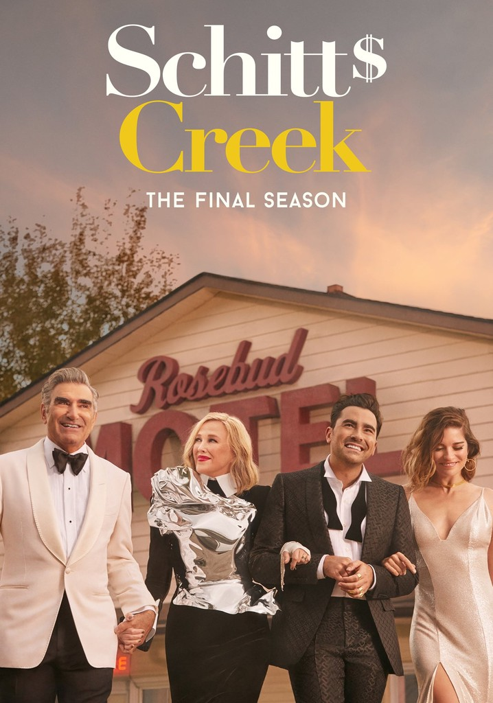 Schitt's Creek Season 6 movie poster