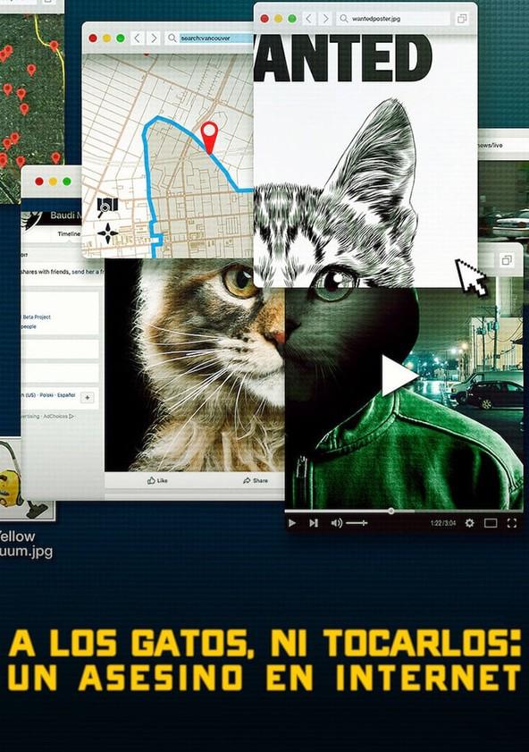 A los Gatos, ni Tocarlos: Un Asesino en Internet