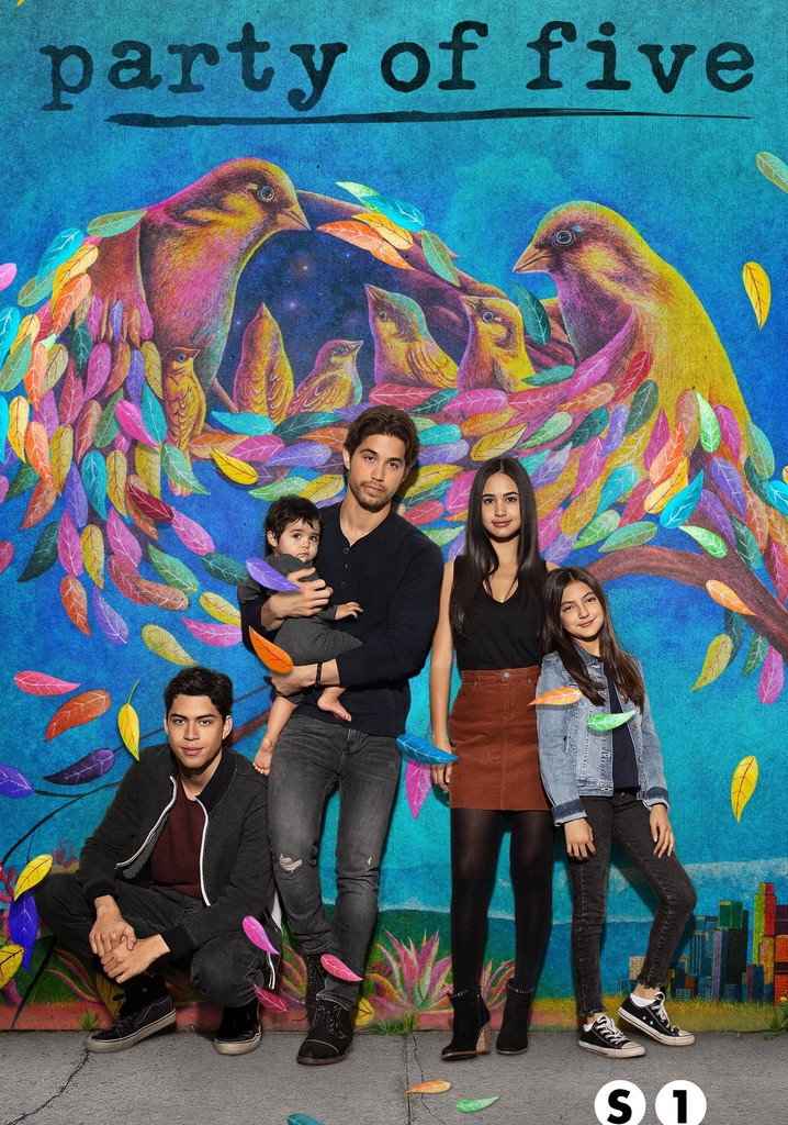 Party of Five movie poster