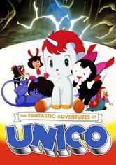 The Fantastic Adventures of Unico
