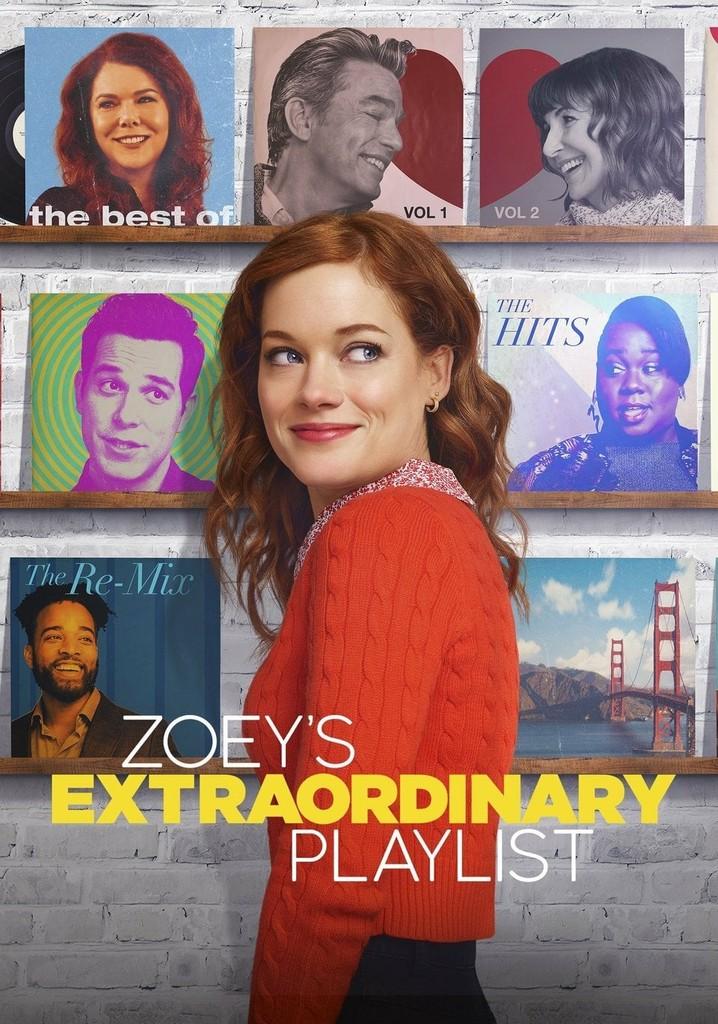 Zoey's Extraordinary Playlist movie poster