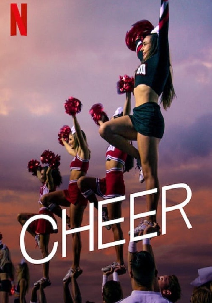 Cheer movie poster