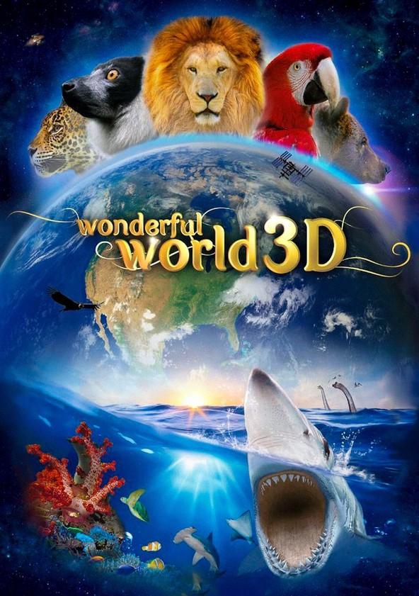 Wonderful World poster