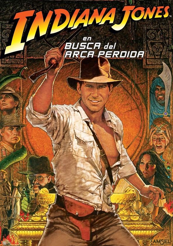Indiana Jones en busca del arca perdida