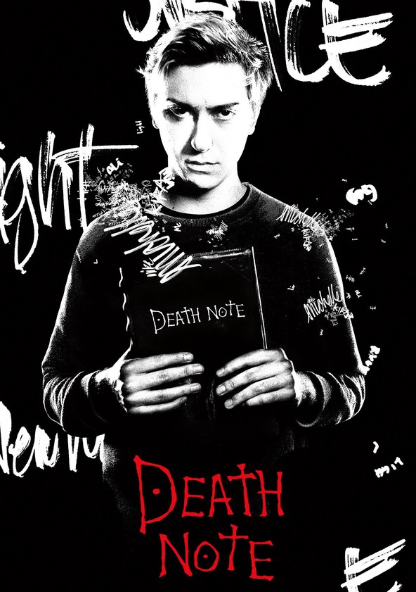 death note netflix watch online free