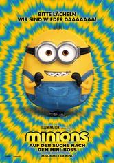 Minions - Auf der Suche nach dem Mini-Boss