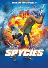 Spycies - Zwei tierisch coole Agenten