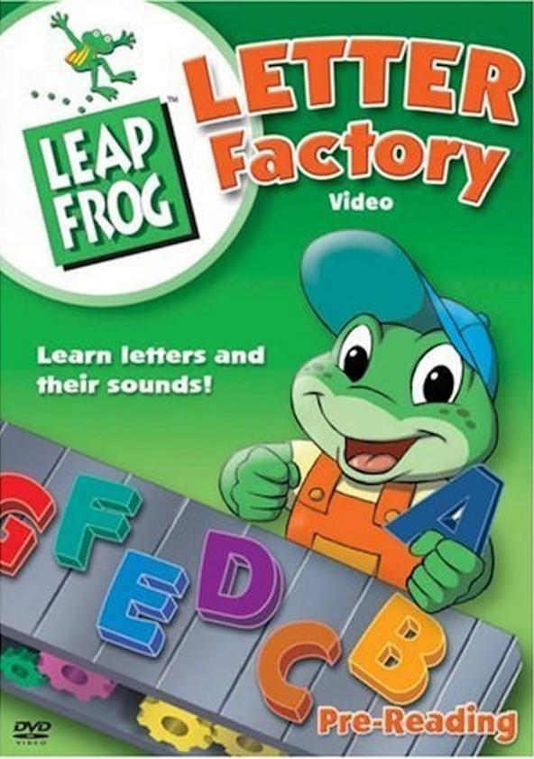 LeapFrog: The Letter Factory
