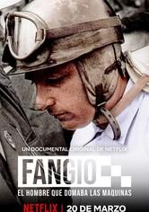 Fangio, el hombre que domaba las máquinas