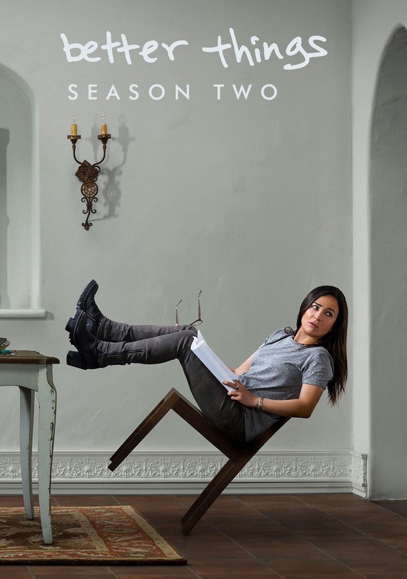 Better Things: Season 2 movie poster
