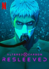 Altered Carbon : Resleeved
