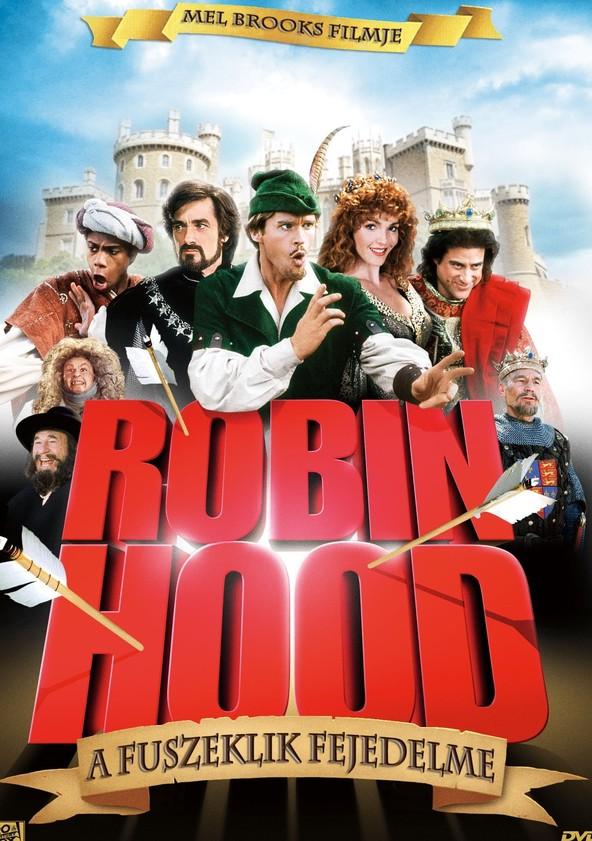 Robin Hood, a fuszeklik fejedelme
