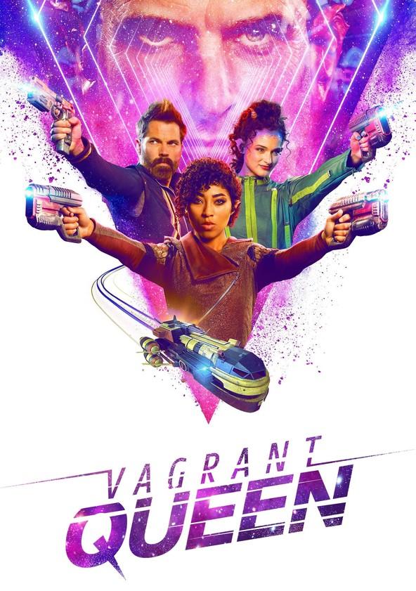 Vagrant Queen movie poster