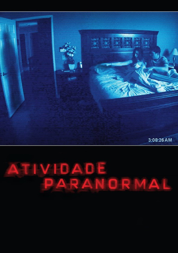 Paranormal Activity - Actividade Paranormal