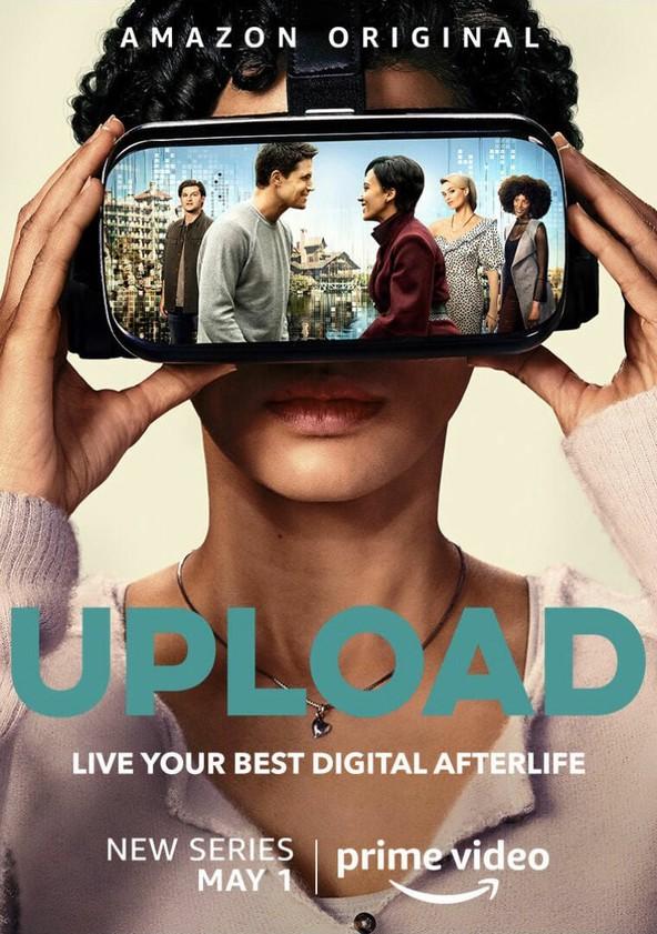 Upload movie poster
