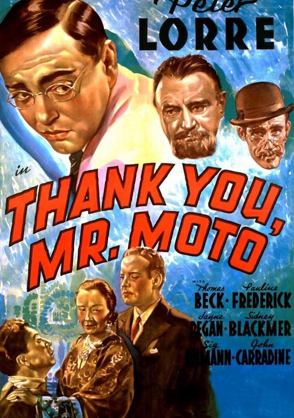Thank You, Mr. Moto
