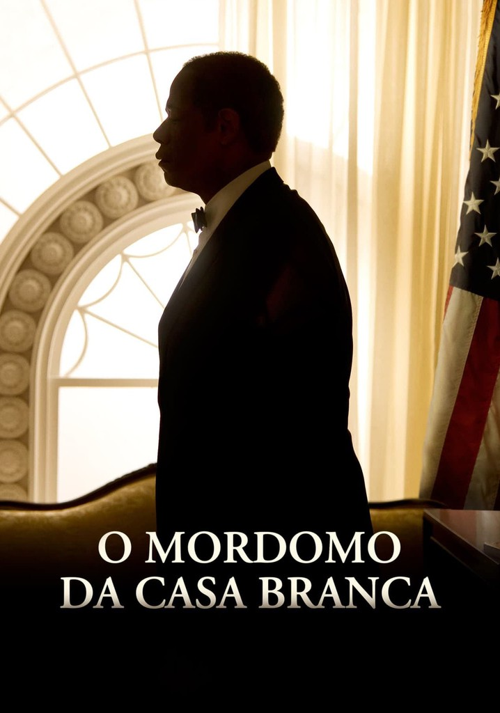 O Mordomo da Casa Branca