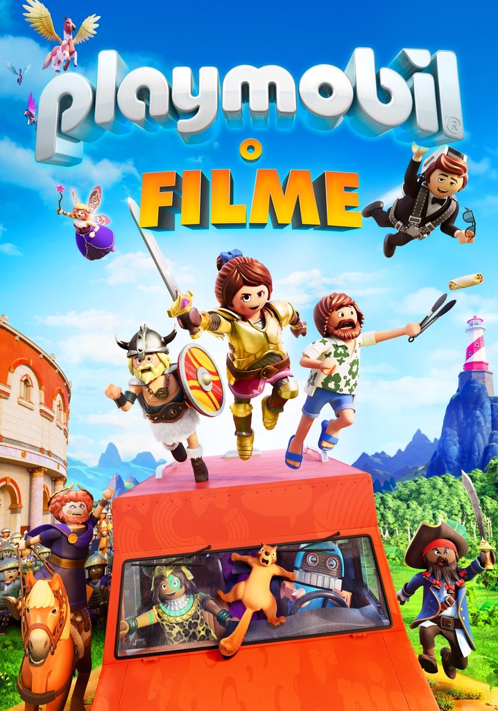 Playmobil: O Filme
