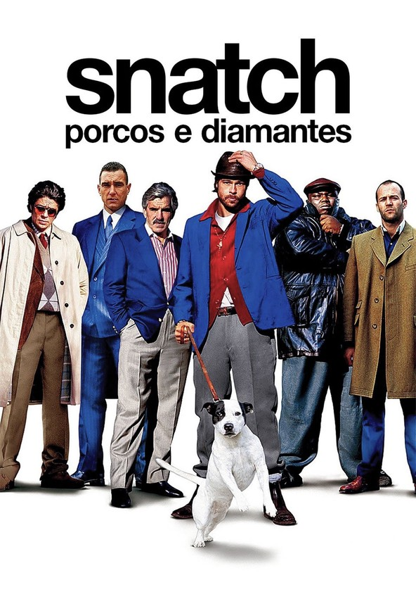 Snatch - Porcos E Diamantes