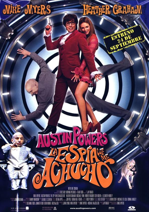 Austin Powers: La espía que me achuchó