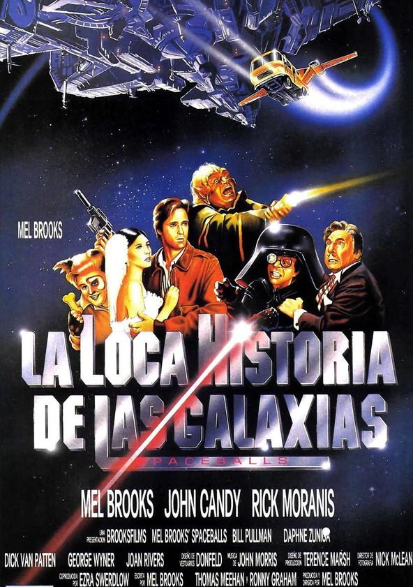 La loca historia de las galaxias