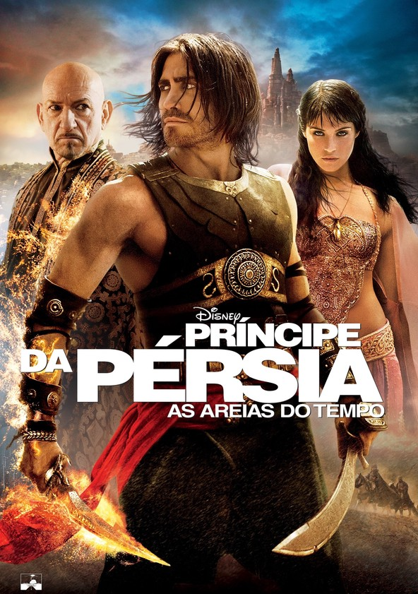 Príncipe da Pérsia: As Areias do Tempo