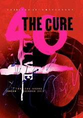 The Cure - 40 Live (Anniversary + Curætion-25)
