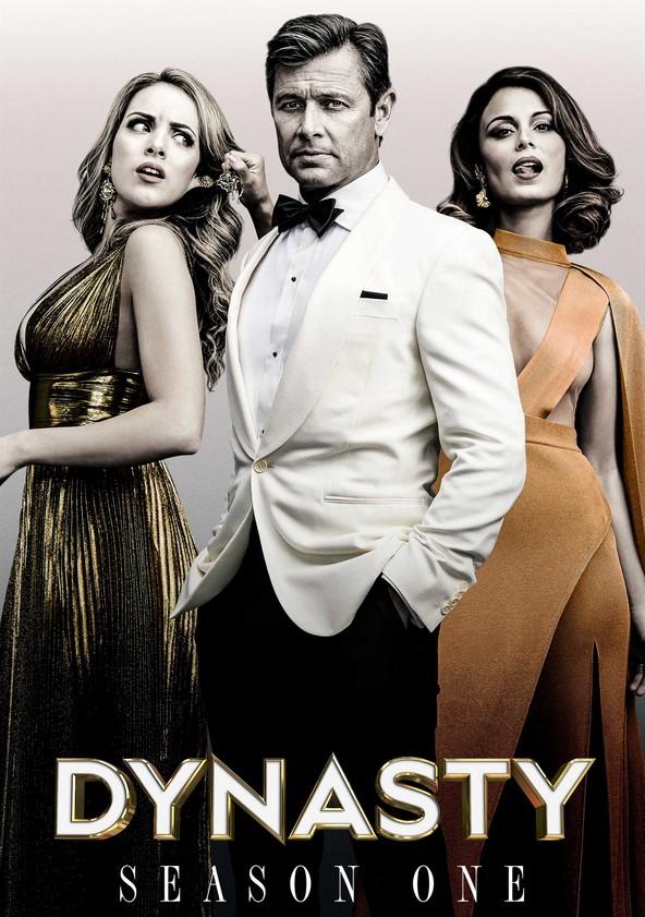 Dynasty: Der Denver-Clan Staffel 1 poster