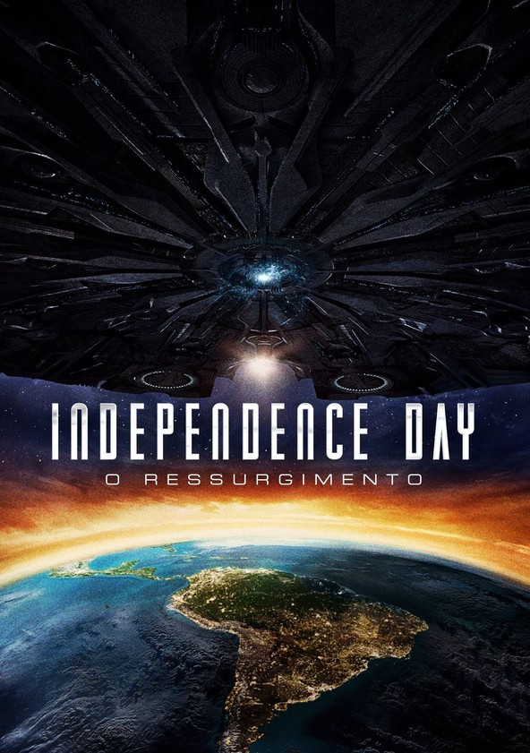 O Dia da Independência: Nova Ameaça