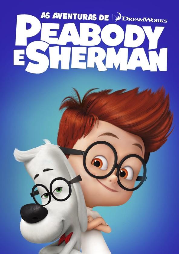 As Aventuras de Peabody e Sherman