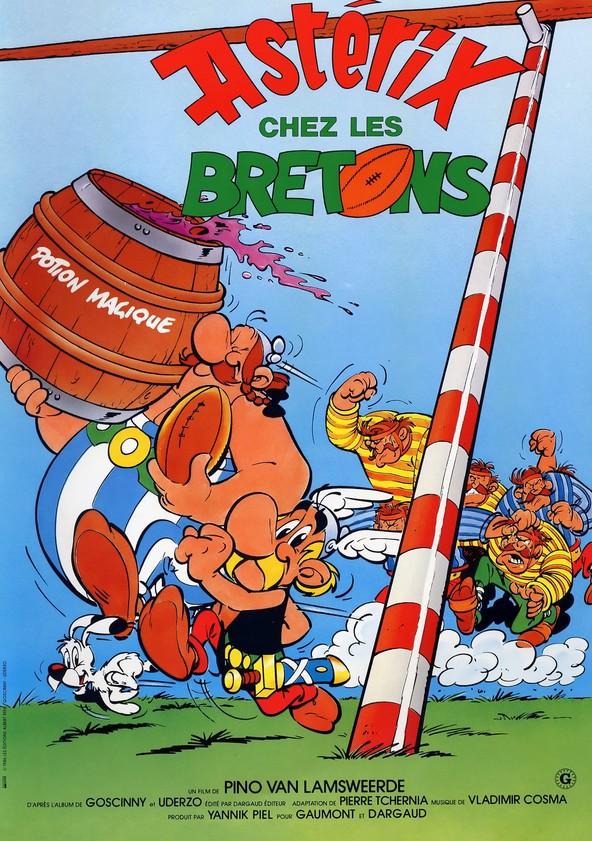 Astérix chez les Bretons