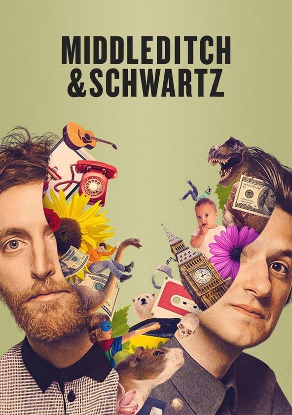 Middleditch & Schwartz movie poster